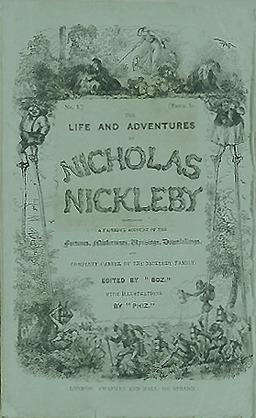 Vie et aventures de Nicolas Nickleby - Tome I
