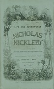 Vie et aventures de Nicolas Nickleby - Tome I