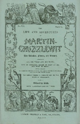 Vie et aventures de Martin Chuzzlewit - Tome I