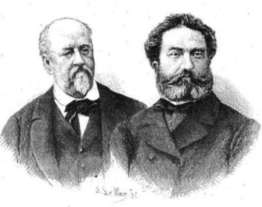 Les Deux Frères | Erckmann-Chatrian