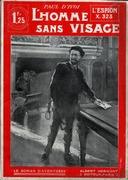 L'Espion X. 323 - Volume I - L'Homme sans visage