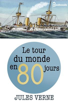 Image de couverture (Le Tour du monde en quatre-vingts jours)