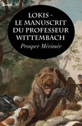 Lokis - Le manuscrit du professeur Wittembach