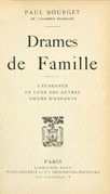 Drames de Famille