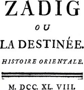 Zadig o El destino