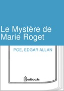 Le Mystre de Marie Roget