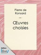 Oeuvres choisies de Ronsard