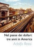 Nel paese dei dollari: tre anni in America