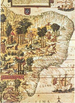 Nell'America Meridionale (Brasile-Uruguay-Argentina)