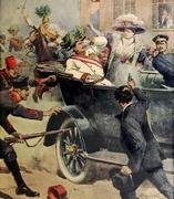 Il romanzo della guerra nell'anno 1914