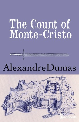 Cover and Details of The Count of Monte Cristo by Alexandre Dumas (PDF)
