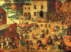 Bruegel : (come ti ho sentito nei tuoi quadri)