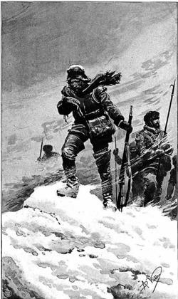 I cacciatori di foche della baia di Baffin