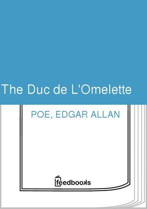 The Duc de L'Omelette