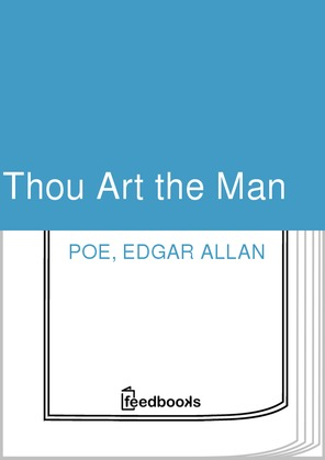 Thou Art the Man