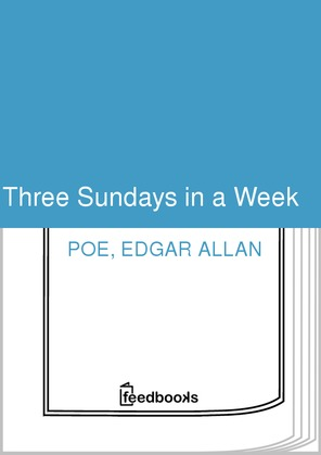 Three Sundays in a Week