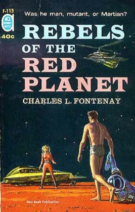 Rebels of the Red Planet