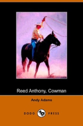 Reed Anthony, Cowman