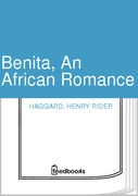 Benita, An African Romance