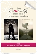 The Boy Next Door and Save Me Chapter Sampler