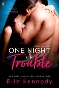 One Night of Trouble (Entangled Brazen)