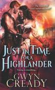 Just in Time for a Highlander