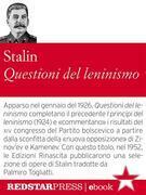 Questioni del leninismo