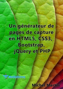 Pages de capture