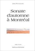 Sonate d'automne à Montreal