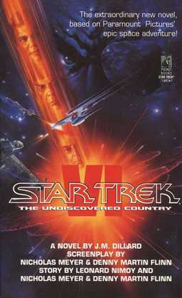 Undiscovered Country (Star Trek Movie 6)