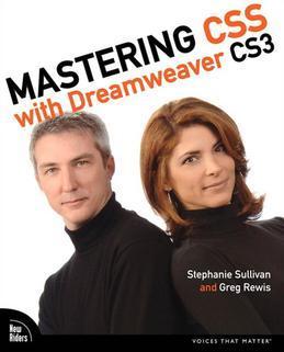 Mastering CSS with Dreamweaver Cs3, Adobe Reader