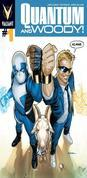 VALIANT-SIZED QUANTUM AND WOODY Issue 1