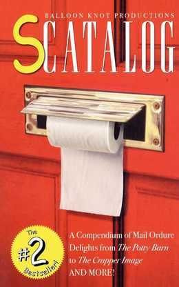 Scatalog: The #2 Bestseller!