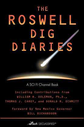 The Roswell Dig Diaries