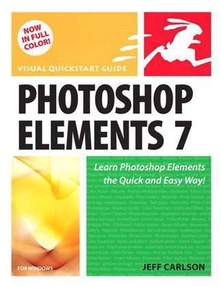 Photoshop Elements 7 for Windows: Visual QuickStart Guide, Adobe Reader