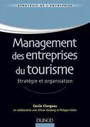 Management des entreprises du tourisme: Stratégie et organisation