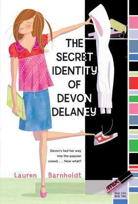 The Secret Identity of Devon Delaney
