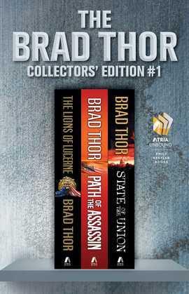 Brad Thor Collectors' Edition #1