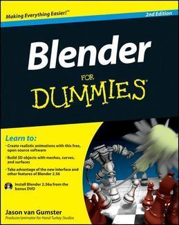 Blender For Dummies