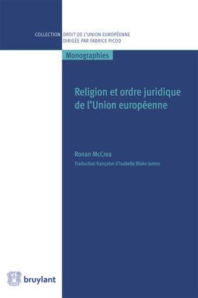 Religion et ordre juridique de l'Union européenne