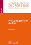Principes généraux du droit