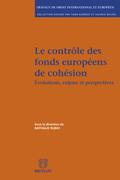Le contrôle des fonds européens de cohésion
