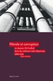 Pétrole et corruption