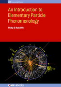 An Introduction to Elementary Particle Phenomenology