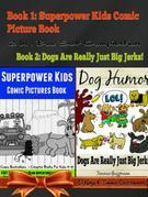 Kid Ebooks With Fun Stories & Kid Jokes: Kid Books Sets: Comic Picture Books