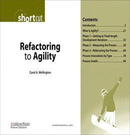 Refactoring to Agility (Digital Shortcut)