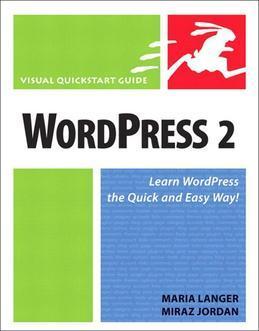 Wordpress 2: Visual QuickStart Guide, Adobe Reader