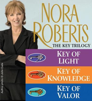 Nora Roberts' Key Trilogy