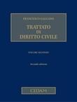 Trattato diritto civile Vol. II