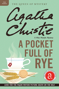 Agatha Christie - A Pocket Full of Rye: A Miss Marple Mystery